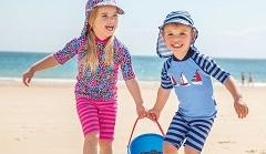 UV-tröjor & UV-badbyxor