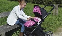 Barnvagnstäcke