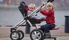 Fler barnvagnstillbehör