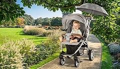 Parasoll barnvagn