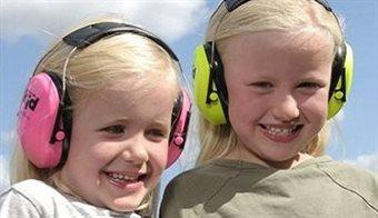 Hörselkåpor barn