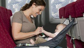 Sova på flyget