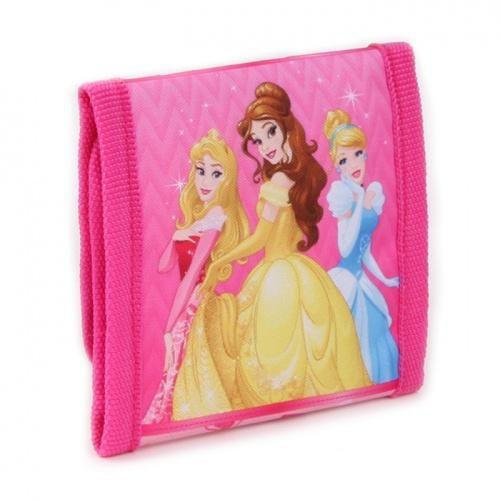 Barnplånbok Disney princessor