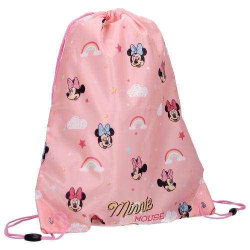 Gympapåse Minnie Mouse Let´s Party rosa