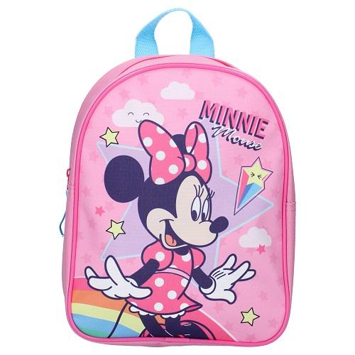 Ryggsäck barn Minnie Mouse rosa