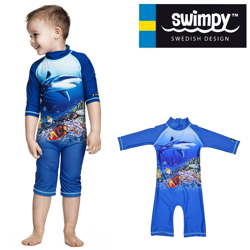 Swimpy UV-dräkt