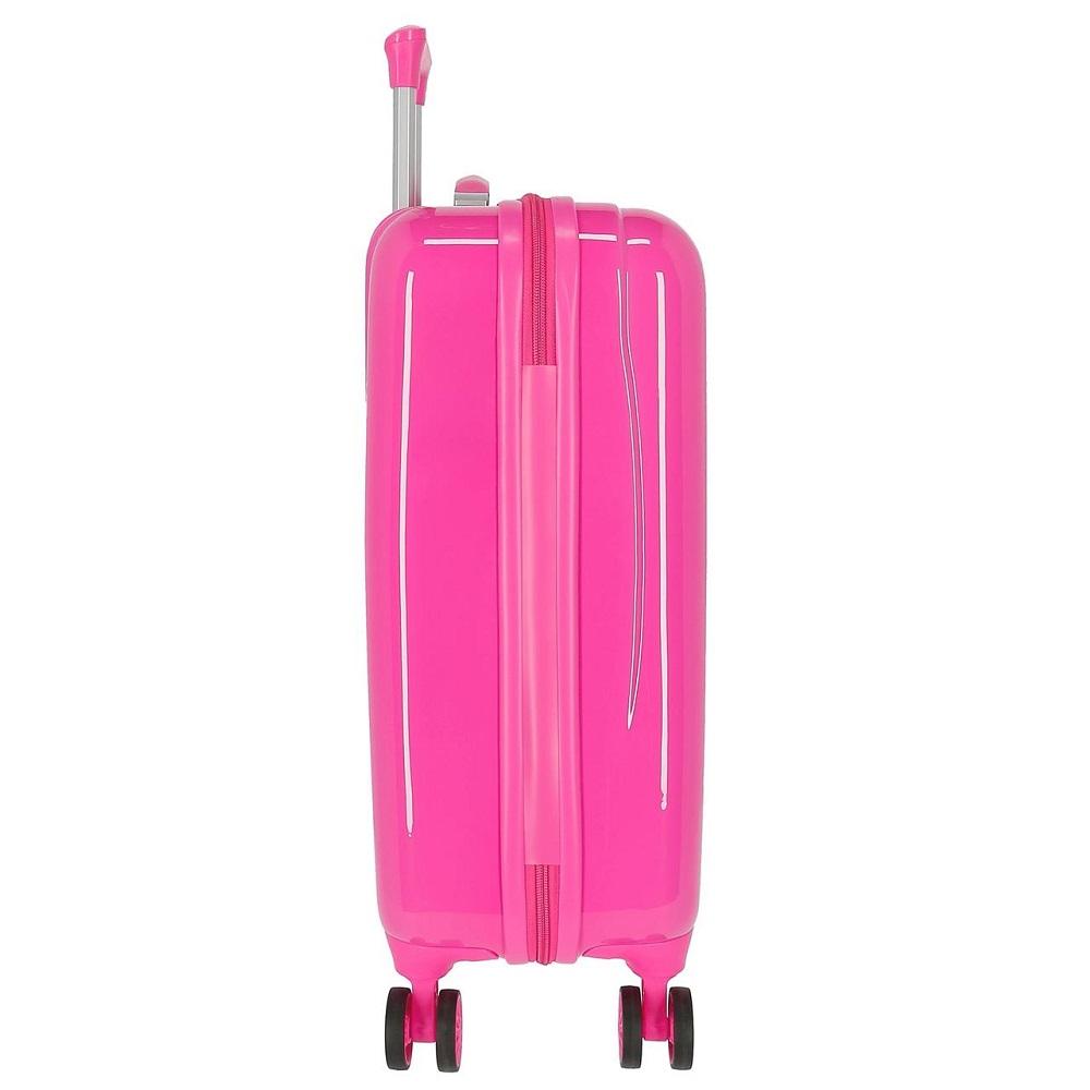Resväska barn Snövit Rosa ABS