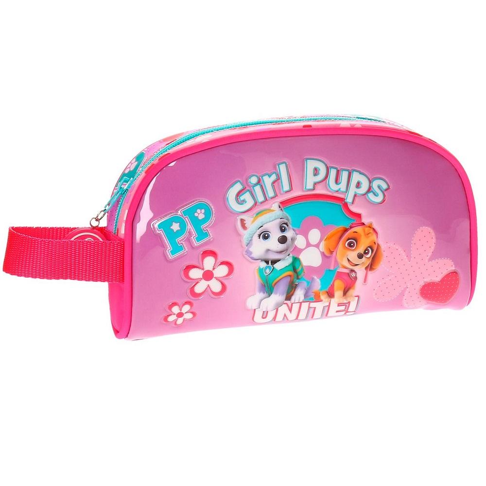Necessär barn Paw Patrol rosa