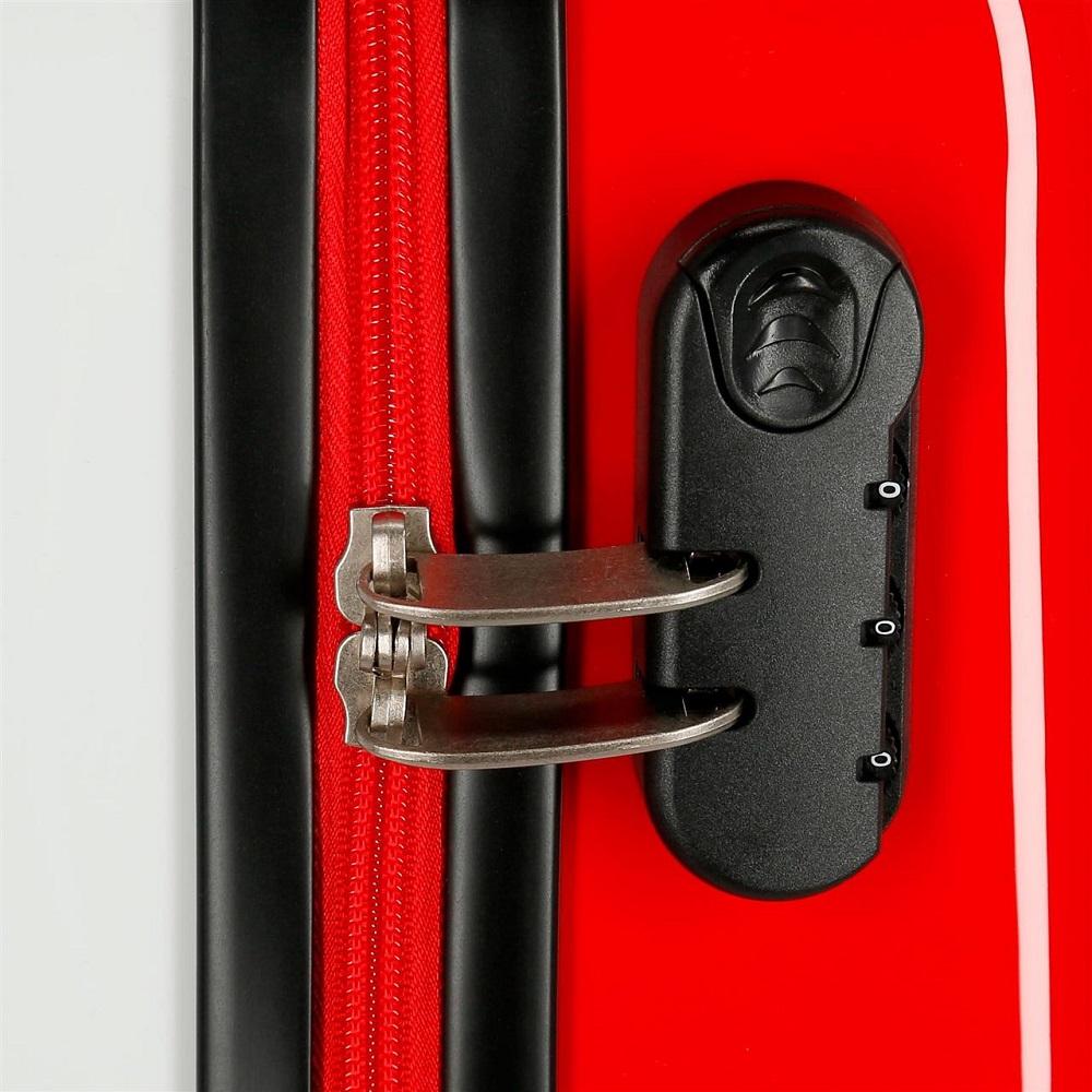 Resväska barn Minnie Mouse ABS kodlås