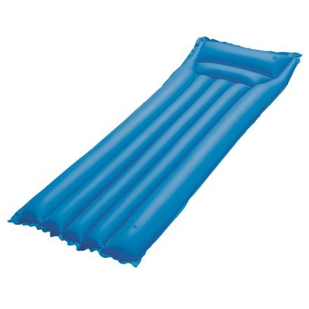 Badmadrass - Blå