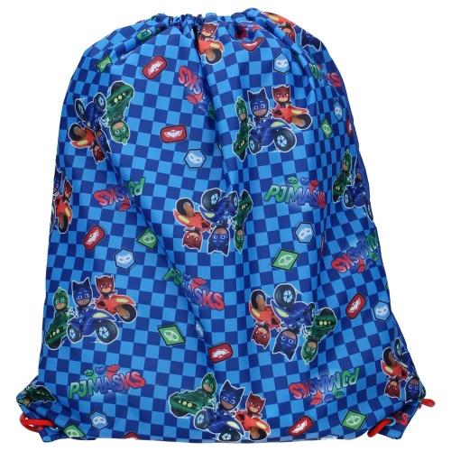 Gympapåse PJ Masks blå