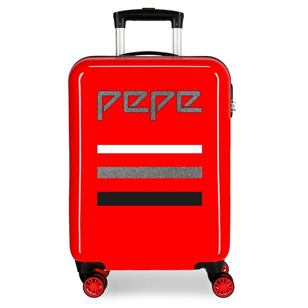 Resväska barn Pepe Jeans Röd