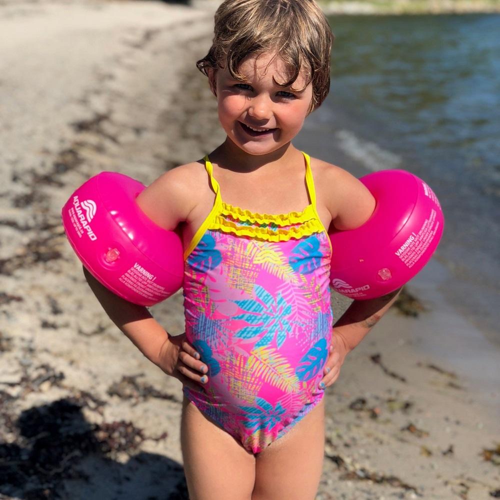 Armringar Aquarapid Aquarings rosa