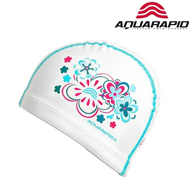 Badmössa barn - Aquarapid White