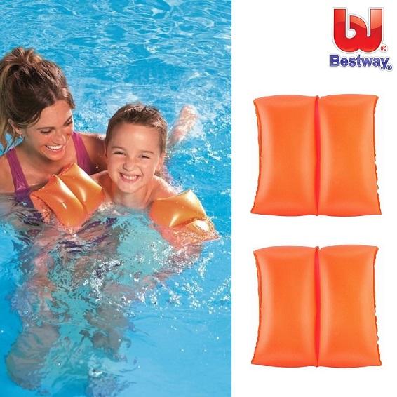 Armpuffar Bestway Orange