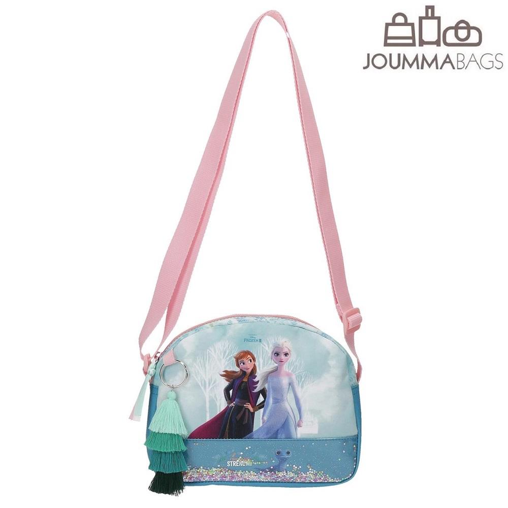 Handväska för barn Frost Find your Way med Elsa och Anna