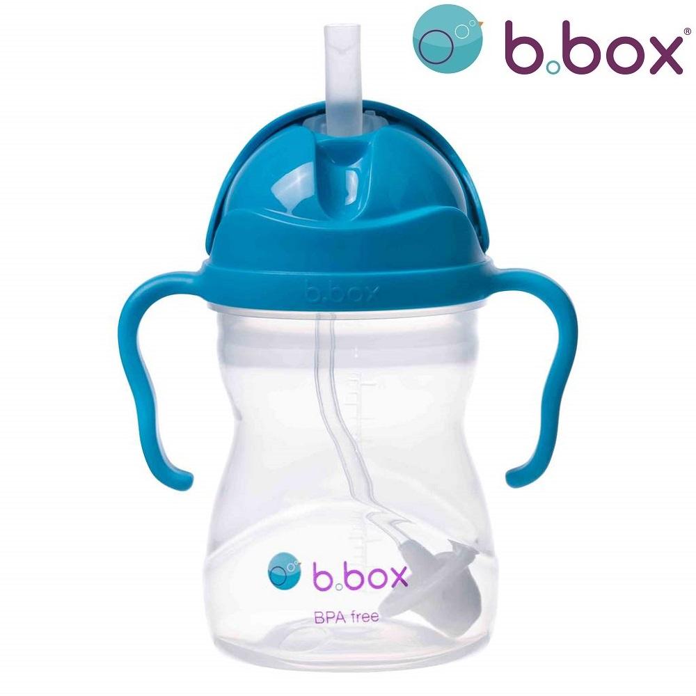 Sugrörsmugg Bbox Sippy Cup Cobolt blå