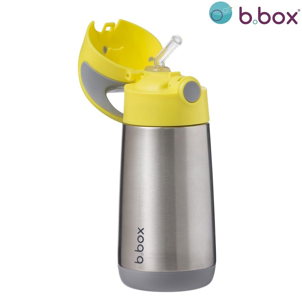 B.box rostfri termosflaska - Lemon Sherbet