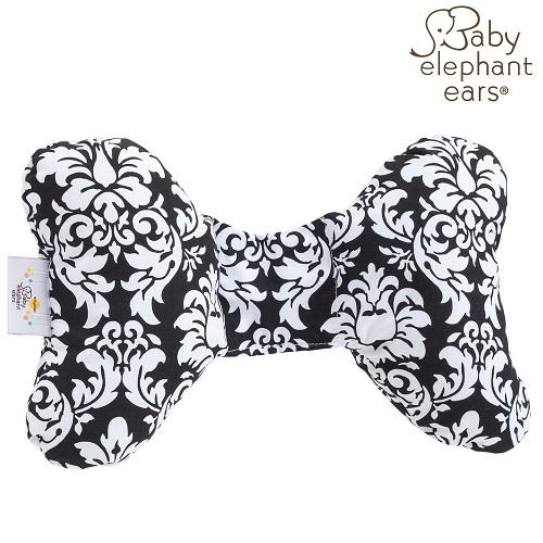 Nackkudde bebis Baby Elephant Ears Black Dandy