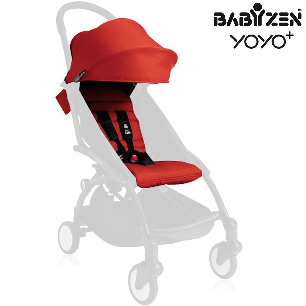 Babyzen Yoyo Colour Pack Red