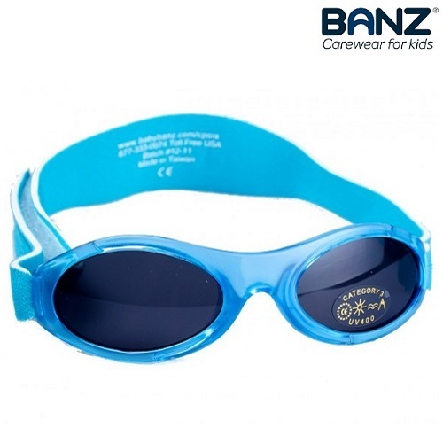 Solglasögon bebis BabyBanz Aqua