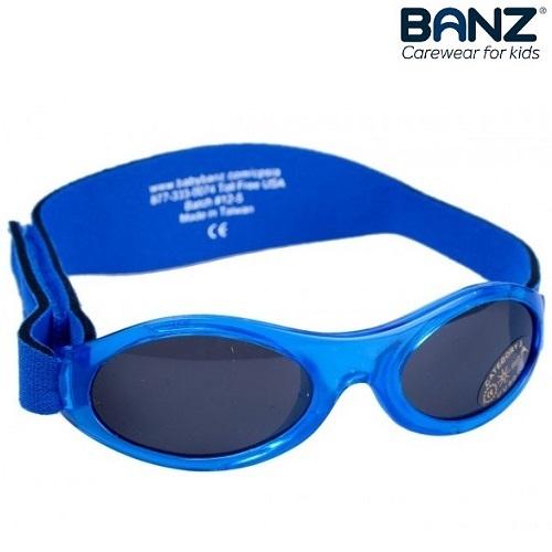 Solglasögon bebis BabyBanz Blue
