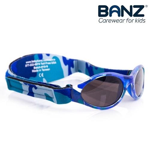 BabyBanz Blue Camo