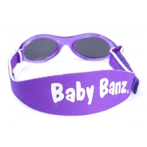 Solglasögon baby Babybanz Purple