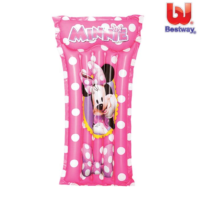 Badmadrass Bestway Minnie Mouse