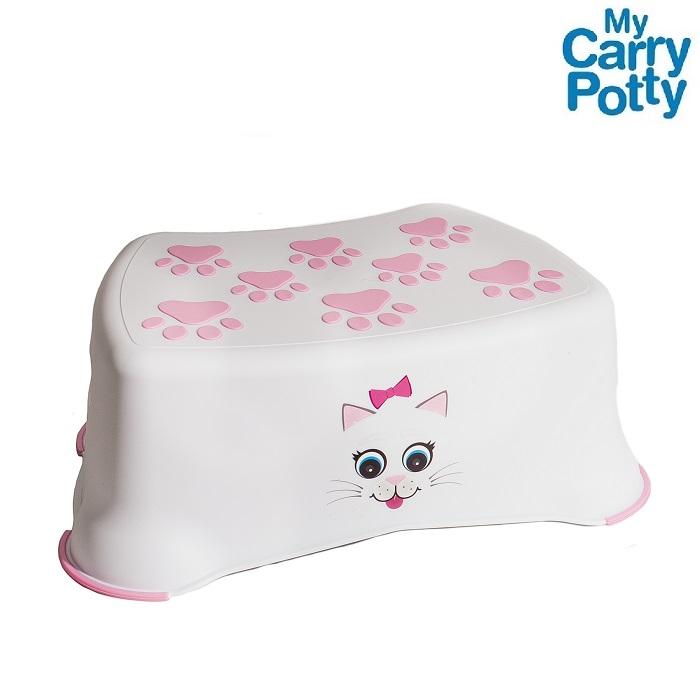 Badrumspall barn My Carry Potty Katt