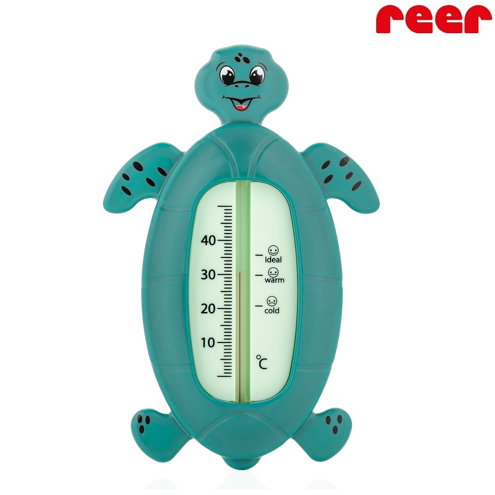 Badtermometer baby - Turtle