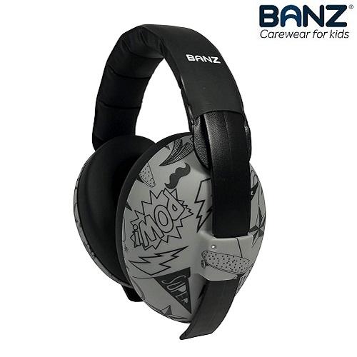 Hörselkåpor baby Banz Bubzee Graffiti