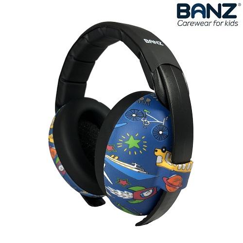 Hörselkåpor baby Banz Bubzee Trasport