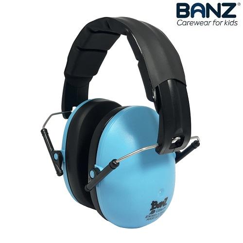 Hörselkåpor barn Banz Kidz Blå