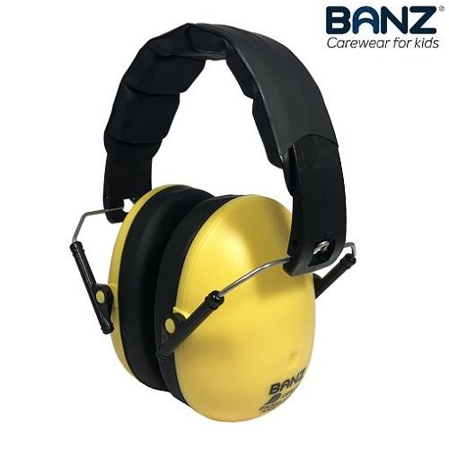Hörselkåpor barn Banz Kidz Gold