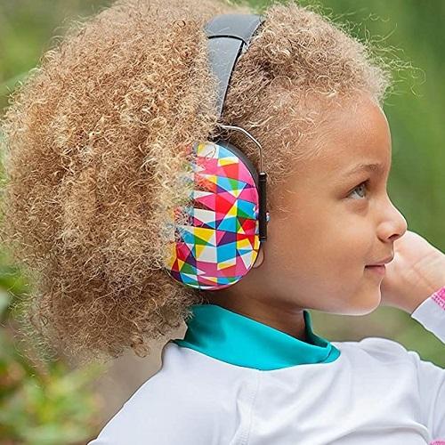 Hörselkåpor barn Banz Kidz Prisma