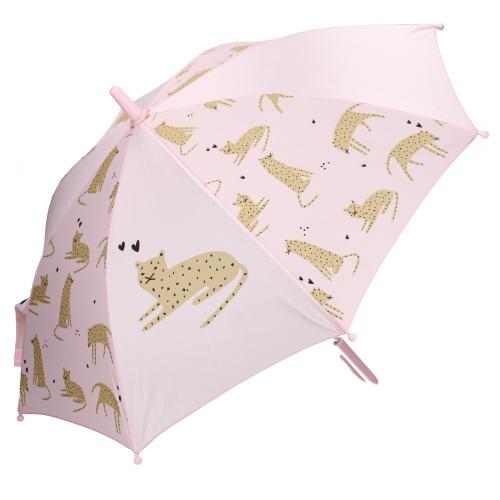Paraply barn - Kidzroom Ljusrosa