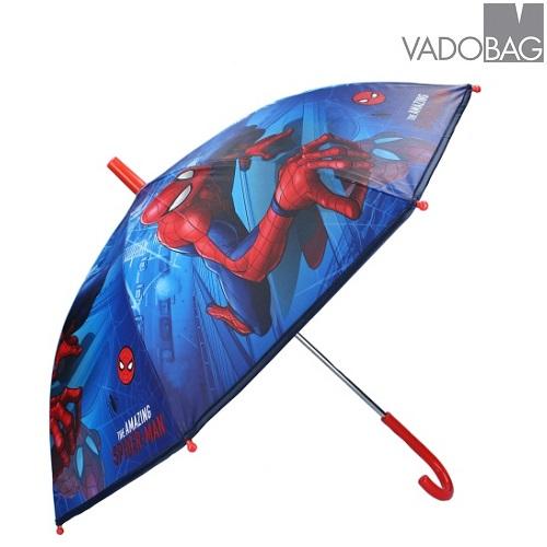 Vadobag Barnparaply Spiderman