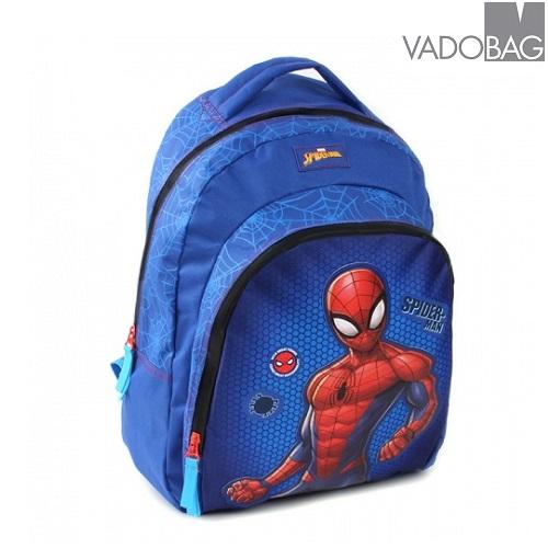 Barnryggsäck Spiderman Protector Blå