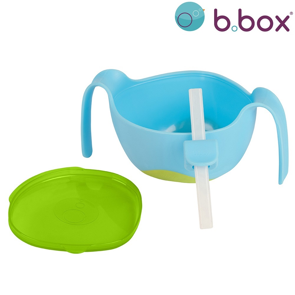 Bowl and Straw XL