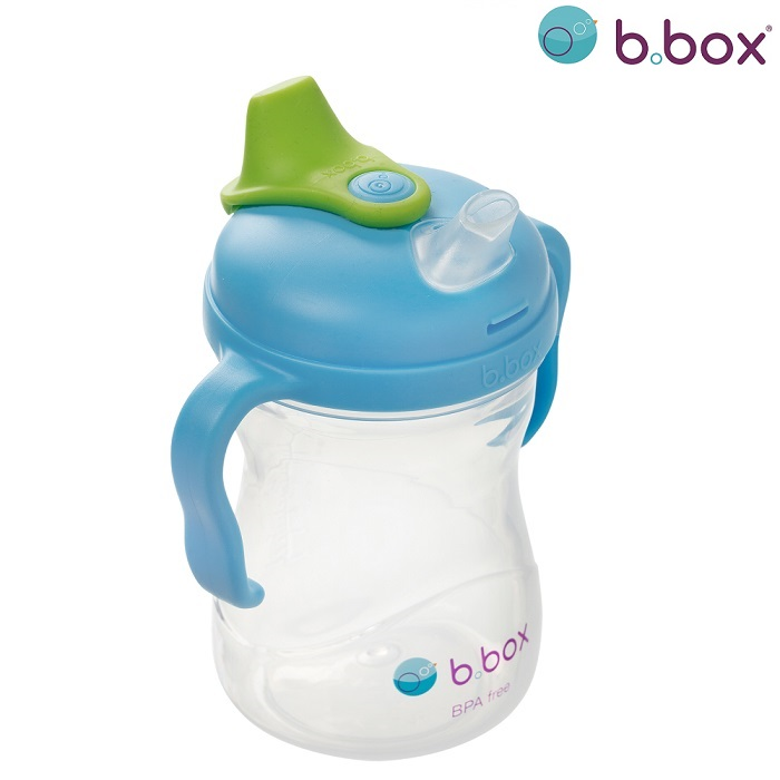 Pipmugg B.box Spout Cup Blueberry blå