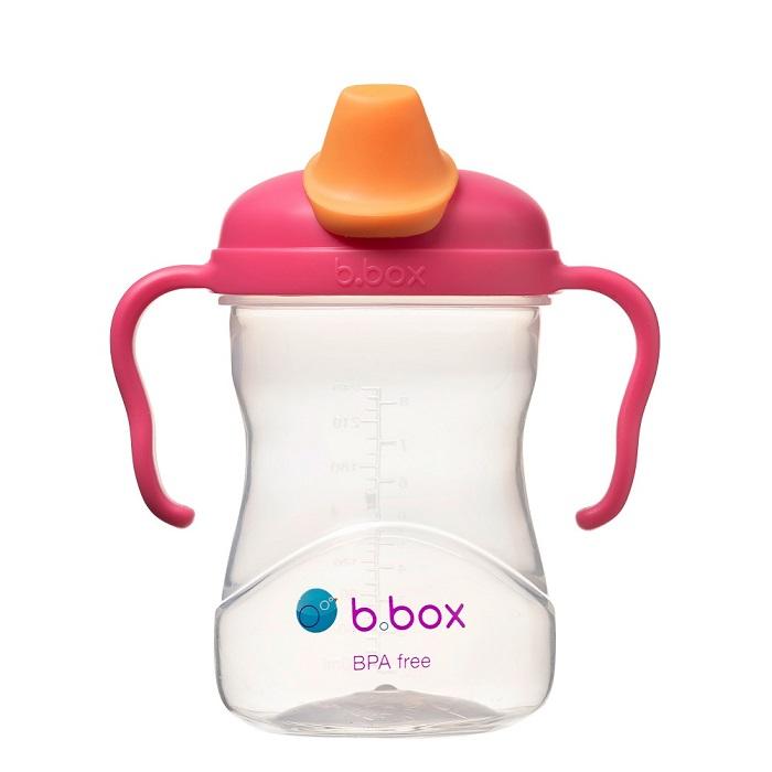 Pipmugg B.box Spout Cup Strawberry Shake