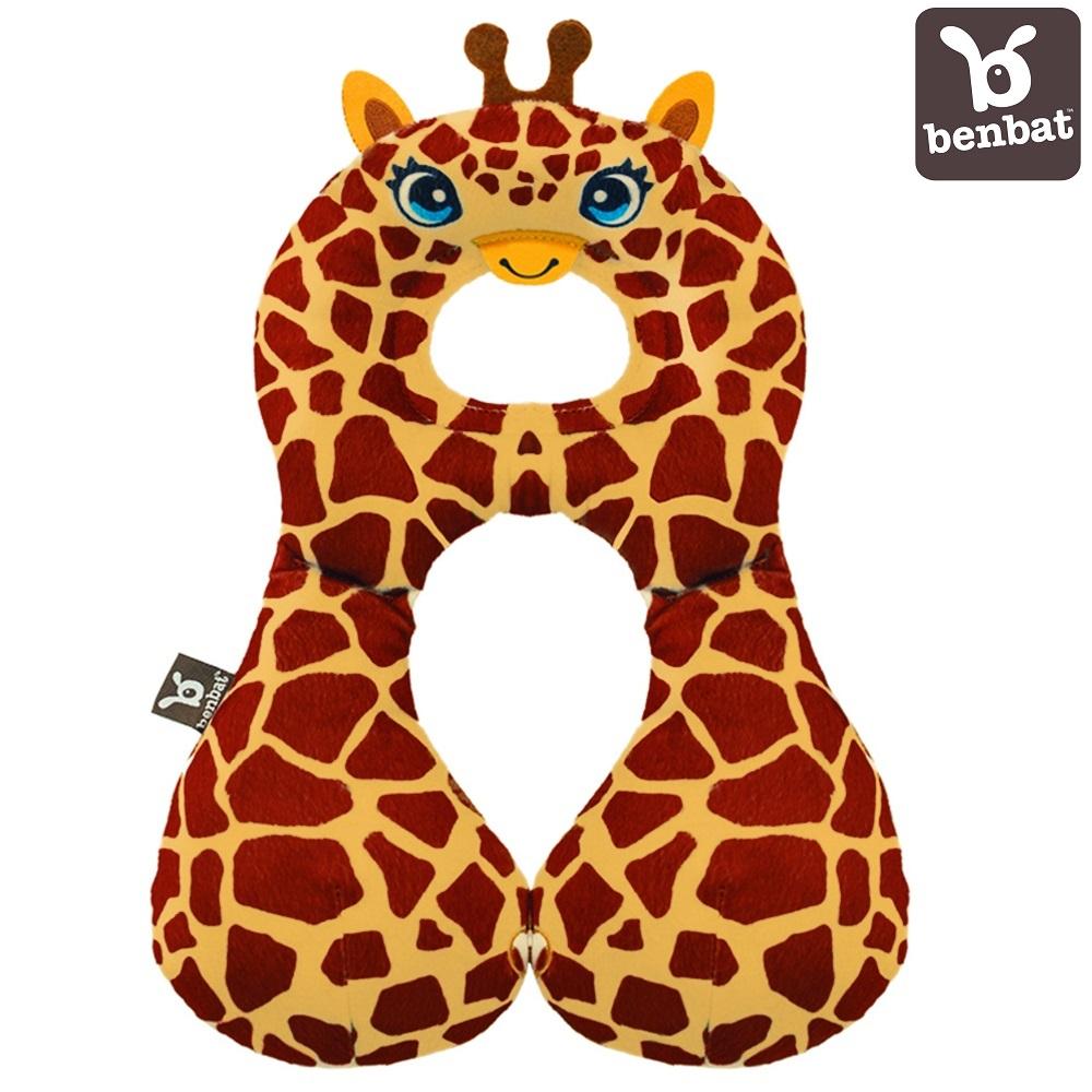 Nackkudde barn Benbat Travel Friends Giraff 1-4 år