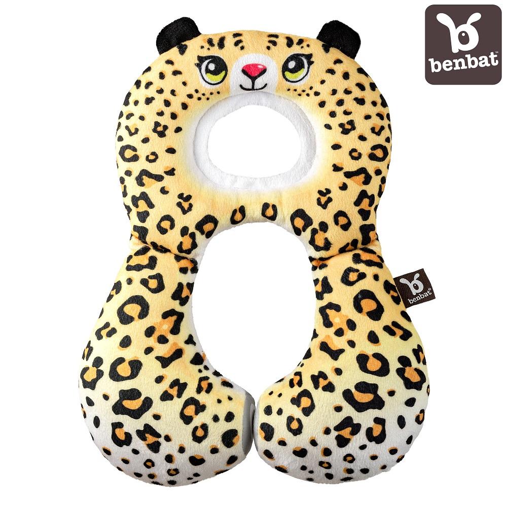 Nackkudde barn Benbat Travel Friends Leopard 1-4 år