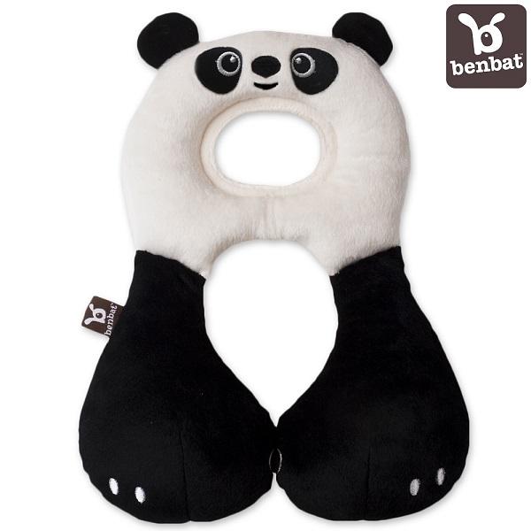 Nackkudde barn Benbat Travel Friends Panda 1-4 år