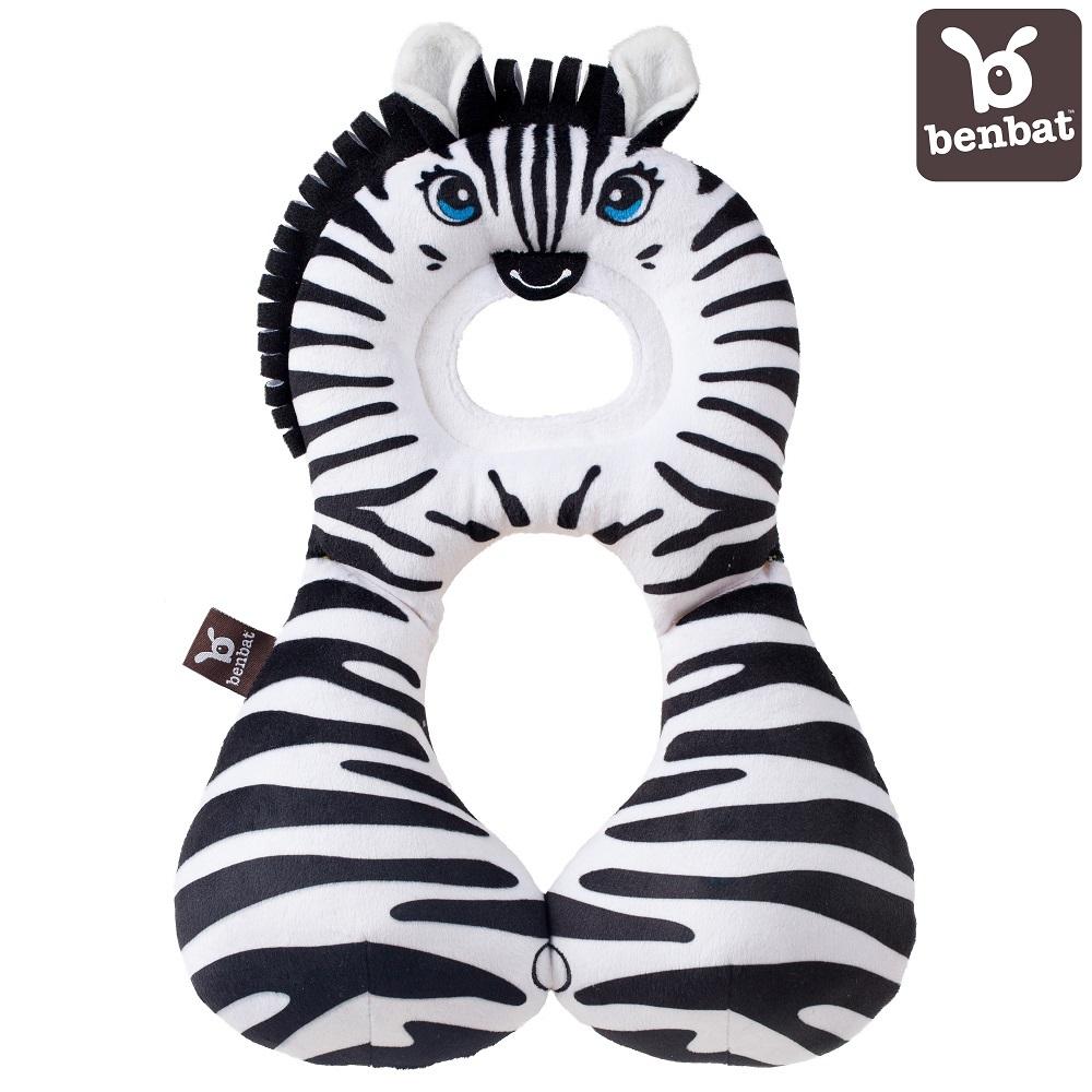 Nackkudde barn Benbat Travel Friends Zebra 1-4 år