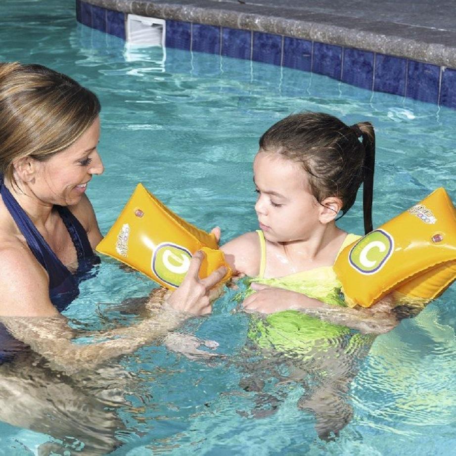 Armpuffar Bestway Swimsafe