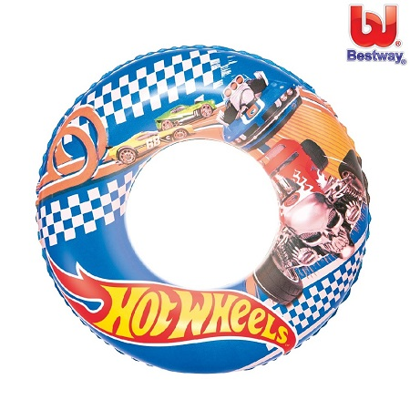 Badring Bestway Hot Wheels