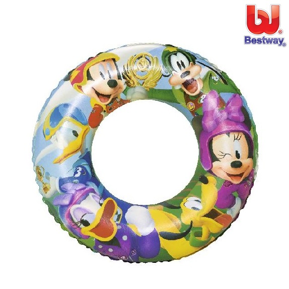 Badring Bestway Mickey Mouse