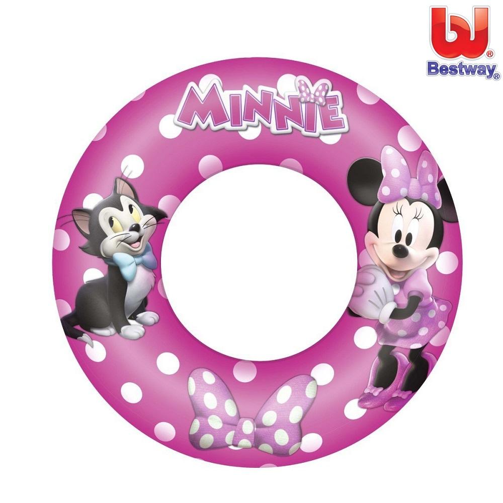 Badring Bestway Minnie Mouse